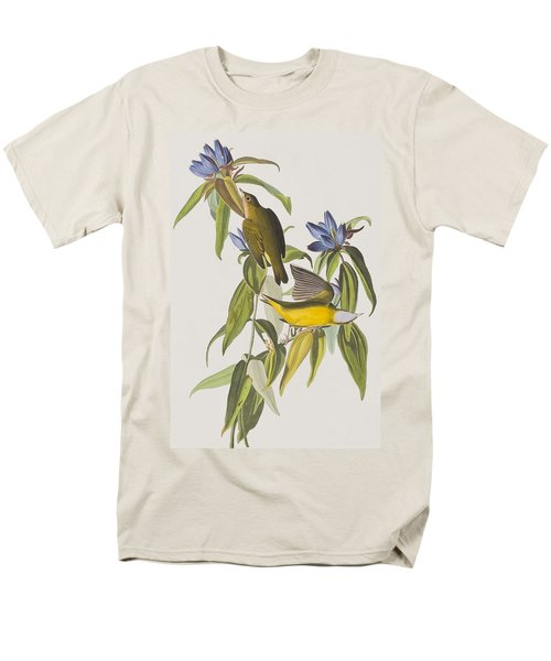 Connecticut Warbler Men's T-Shirt  (Regular Fit)