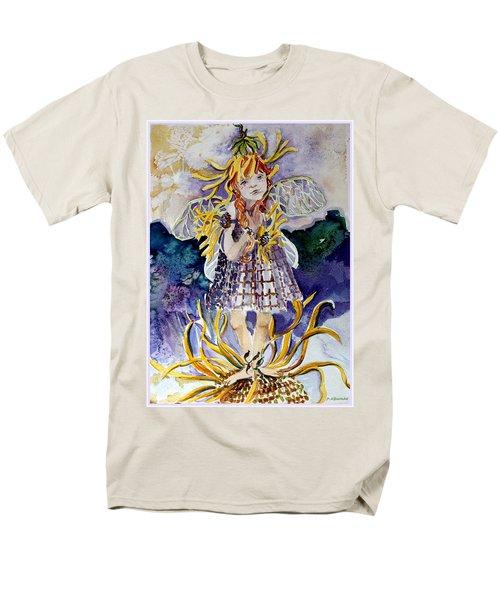 Daisy Men's T-Shirt  (Regular Fit) by Mindy Newman