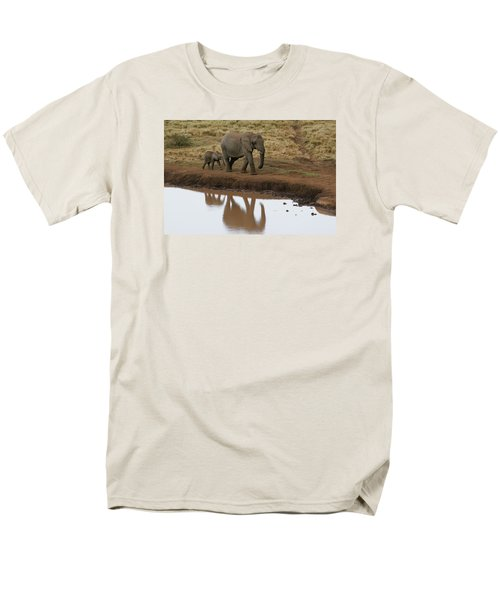 Men's T-Shirt  (Regular Fit) featuring the photograph Follow Me by Gary Hall