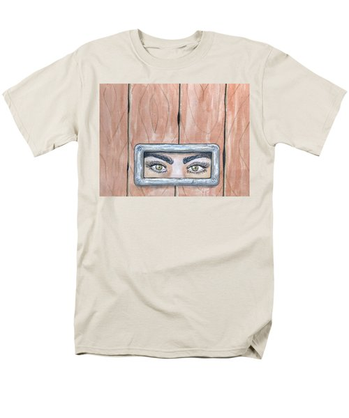 I See You Men's T-Shirt  (Regular Fit) by Edwin Alverio