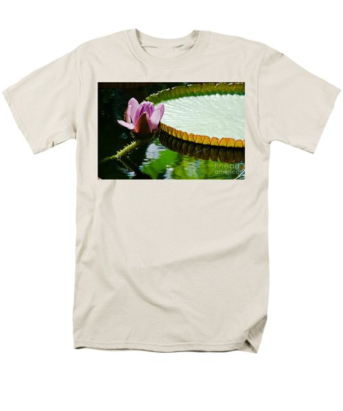 Lotus Flower Men's T-Shirt  (Regular Fit) by Yurix Sardinelly