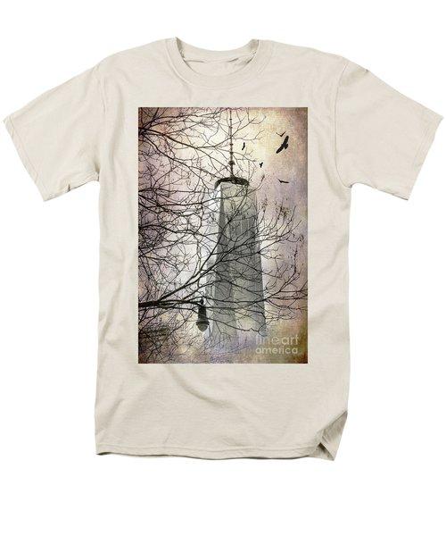 Memorial Men's T-Shirt  (Regular Fit) by Judy Wolinsky