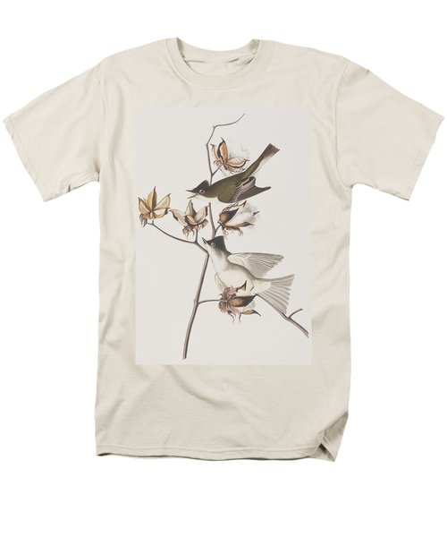 Pewit Flycatcher Men's T-Shirt  (Regular Fit) by John James Audubon