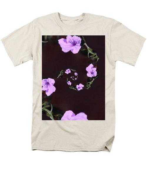Men's T-Shirt  (Regular Fit) featuring the photograph Phone Case by Debra     Vatalaro