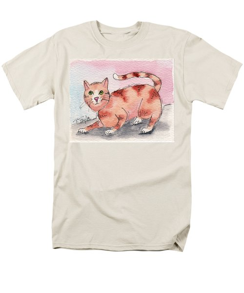 Ready To Play Men's T-Shirt  (Regular Fit) by Terry Taylor