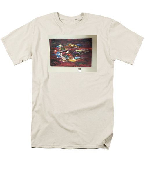 Thunder Men's T-Shirt  (Regular Fit) by Heather Roddy