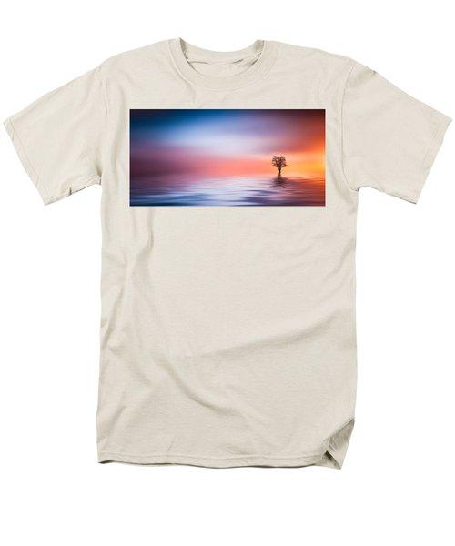 Tree Men's T-Shirt  (Regular Fit) by Bess Hamiti