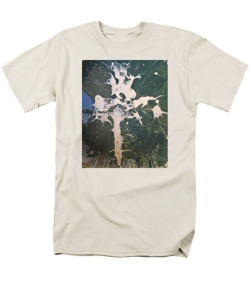 13 Th Century German Cross Men's T-Shirt  (Regular Fit) by Gyula Julian Lovas