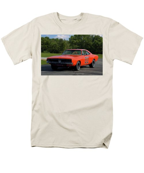 1969 Dodge Charger Rt Men's T-Shirt  (Regular Fit) by Tim McCullough