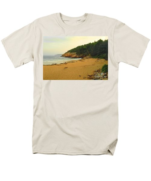 Acadia  Men's T-Shirt  (Regular Fit) by Raymond Earley