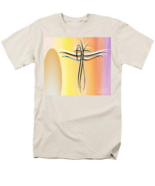 Freedom Men's T-Shirt  (Regular Fit) by Belinda Threeths