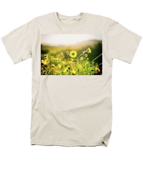 Nature's Smile Series Men's T-Shirt  (Regular Fit)