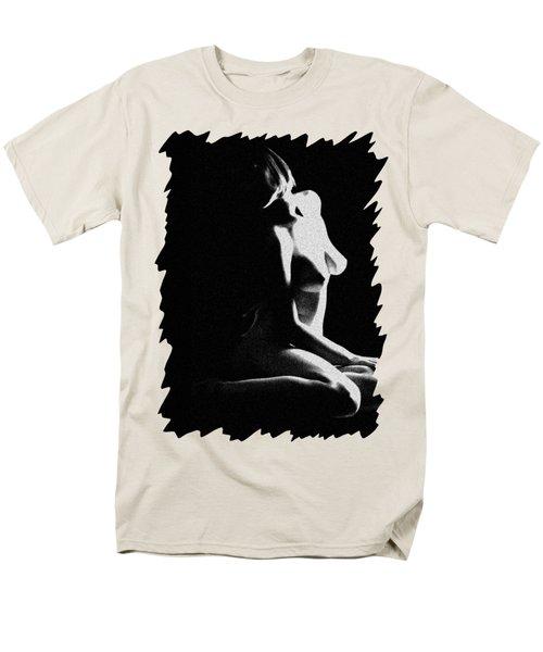 Nude Art Men's T-Shirt  (Regular Fit)