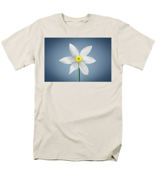 Men's T-Shirt  (Regular Fit) featuring the photograph Flower Paradise by Bess Hamiti