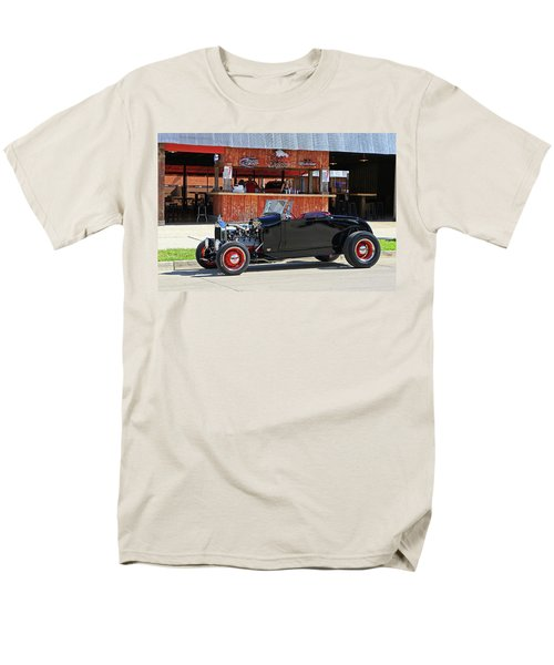 Men's T-Shirt  (Regular Fit) featuring the photograph 32 Roadster by Christopher McKenzie