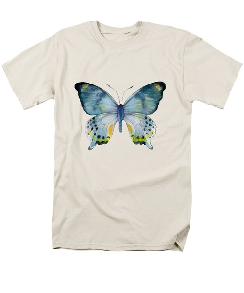 68 Laglaizei Butterfly Men's T-Shirt  (Regular Fit)