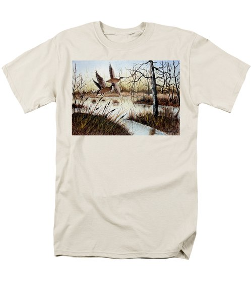 A 'jerry Yarnell' Study Men's T-Shirt  (Regular Fit) by Jimmy Smith
