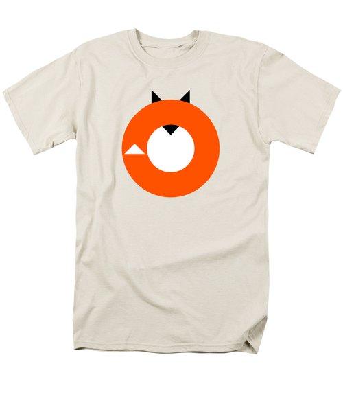 A Most Minimalist Fox Men's T-Shirt  (Regular Fit)