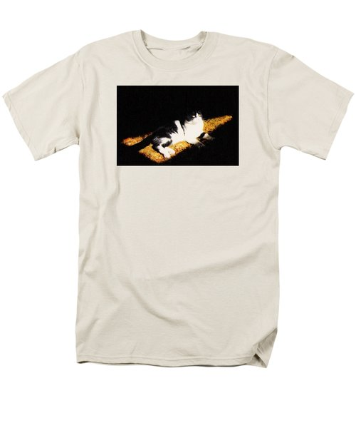 A Place In The Sun Men's T-Shirt  (Regular Fit)