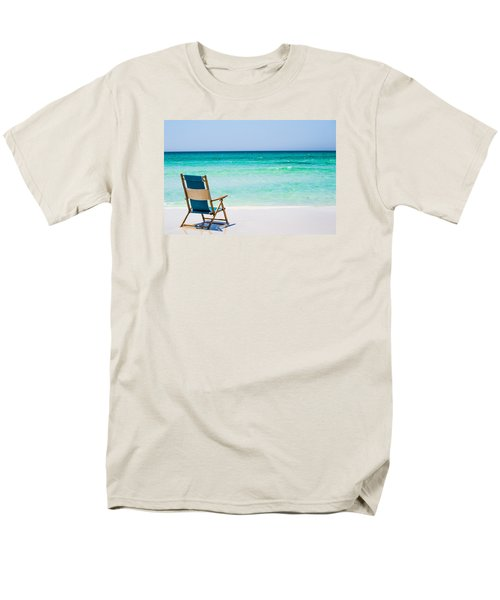 A View Of The Ocean Men's T-Shirt  (Regular Fit) by Shelby  Young