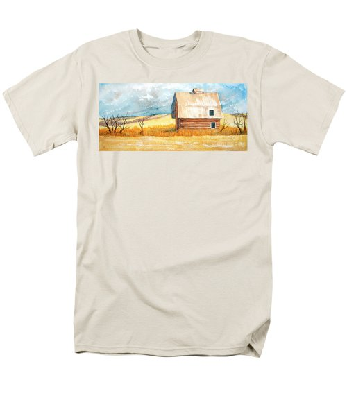 Abandoned Men's T-Shirt  (Regular Fit) by Rebecca Davis