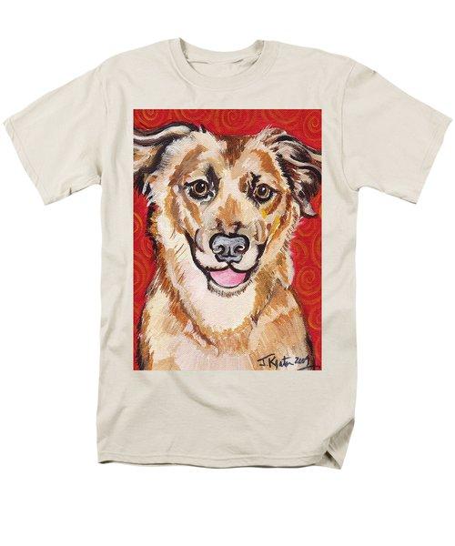 Abigail Men's T-Shirt  (Regular Fit) by John Keaton