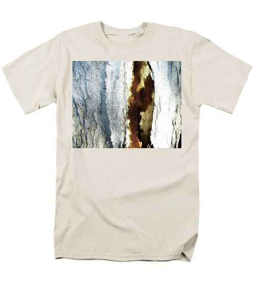Men's T-Shirt  (Regular Fit) featuring the photograph Abstract One by Lenore Senior