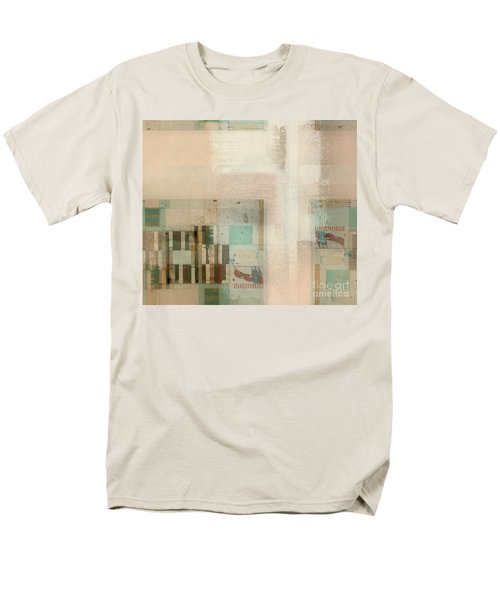 Men's T-Shirt  (Regular Fit) featuring the digital art Abstractitude - C01b by Variance Collections