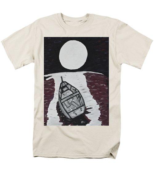 Adrift Men's T-Shirt  (Regular Fit) by Jonathon Hansen