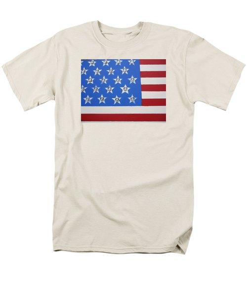 Agitate Men's T-Shirt  (Regular Fit) by Otis L Stanley