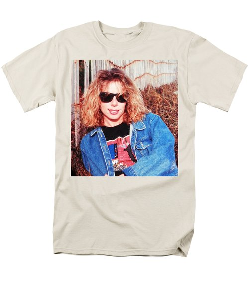 Ahhhh Belindas Beach Days Men's T-Shirt  (Regular Fit) by Belinda Lee