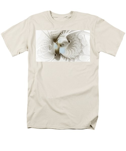 Airy Space2 Men's T-Shirt  (Regular Fit) by Karin Kuhlmann