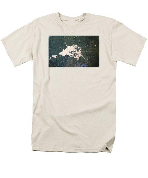 Aladdin Out Of Luck Men's T-Shirt  (Regular Fit) by Gyula Julian Lovas
