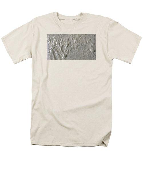 Alien Ram Charging From The Left Side Men's T-Shirt  (Regular Fit) by Gyula Julian Lovas