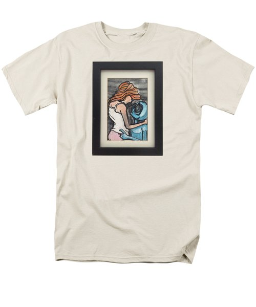 Alien Seduction Men's T-Shirt  (Regular Fit)