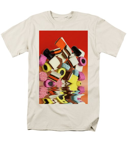 Allsorts Sweets Men's T-Shirt  (Regular Fit) by David French