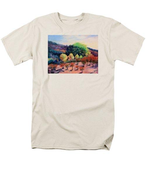 Along The Highway Men's T-Shirt  (Regular Fit)