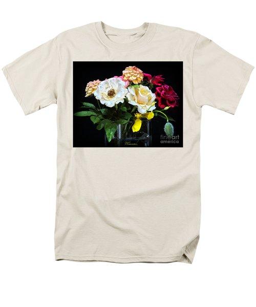 Men's T-Shirt  (Regular Fit) featuring the photograph An Informal Study by Tom Cameron
