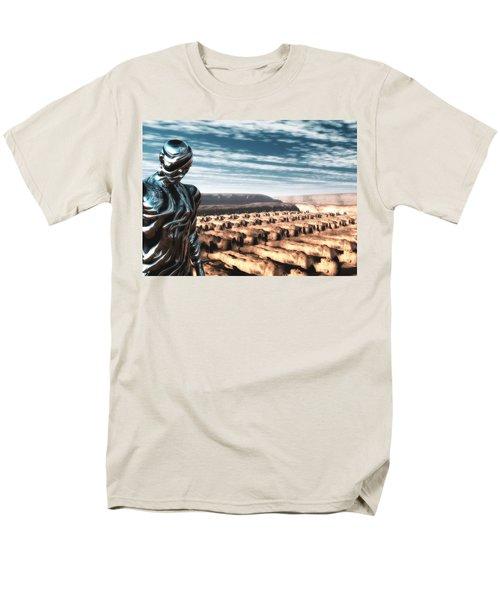 An Untitled Future Men's T-Shirt  (Regular Fit) by John Alexander