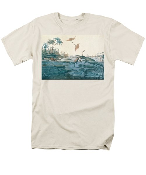 Ancient Dorset Men's T-Shirt  (Regular Fit) by Henry Thomas De La Beche