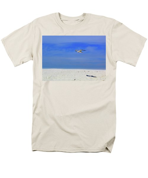 Men's T-Shirt  (Regular Fit) featuring the photograph Ancient Mariner by Marie Hicks