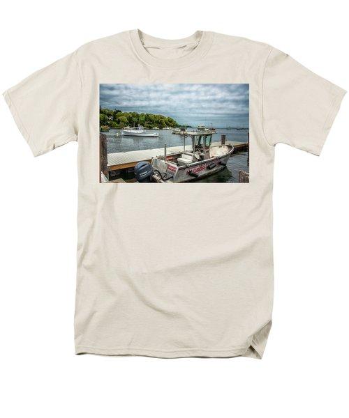 Men's T-Shirt  (Regular Fit) featuring the digital art Andre by Daniel Hebard