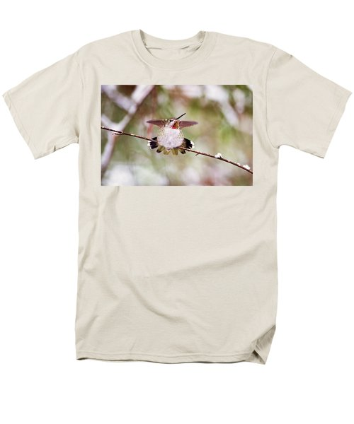 Angel Wings Men's T-Shirt  (Regular Fit) by Peggy Collins