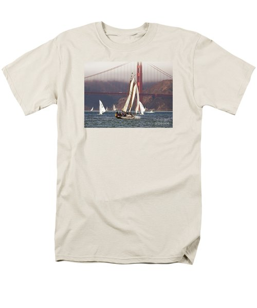 Another Fine Day Men's T-Shirt  (Regular Fit) by Scott Cameron