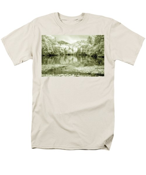 Men's T-Shirt  (Regular Fit) featuring the photograph Another World by Alex Grichenko