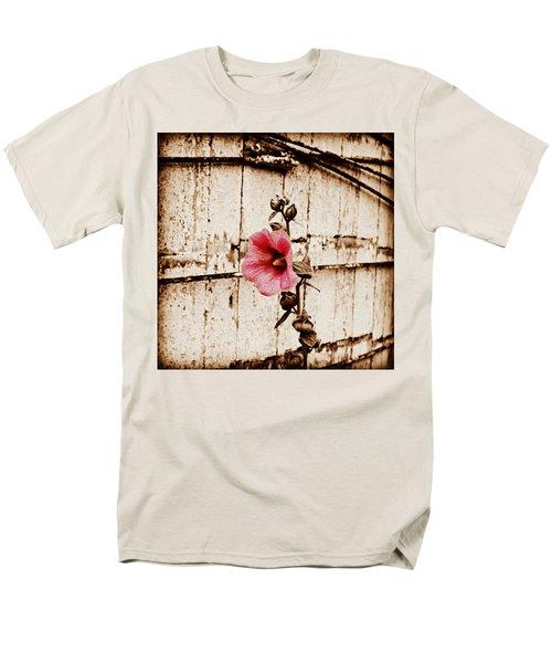 Antique Flower Men's T-Shirt  (Regular Fit)