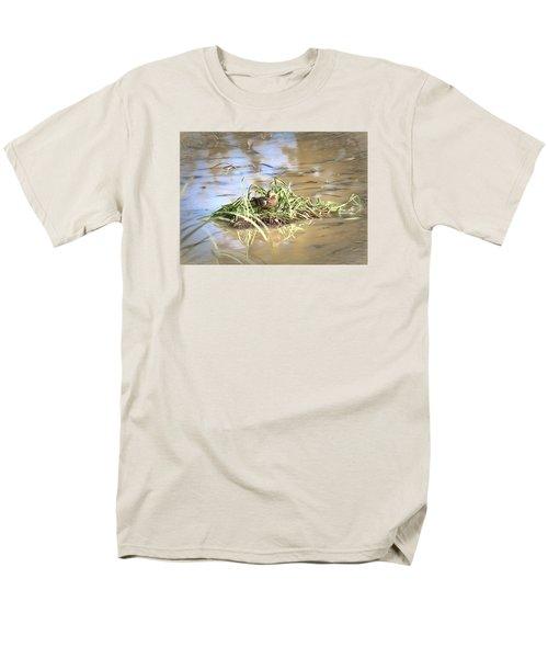 Artistic Lifeguard Men's T-Shirt  (Regular Fit) by Leif Sohlman