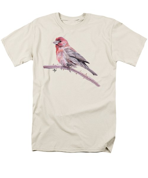 House Finch Men's T-Shirt  (Regular Fit)