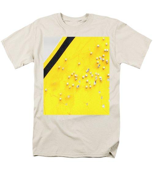 That's Not Braille Men's T-Shirt  (Regular Fit) by Bill Kesler