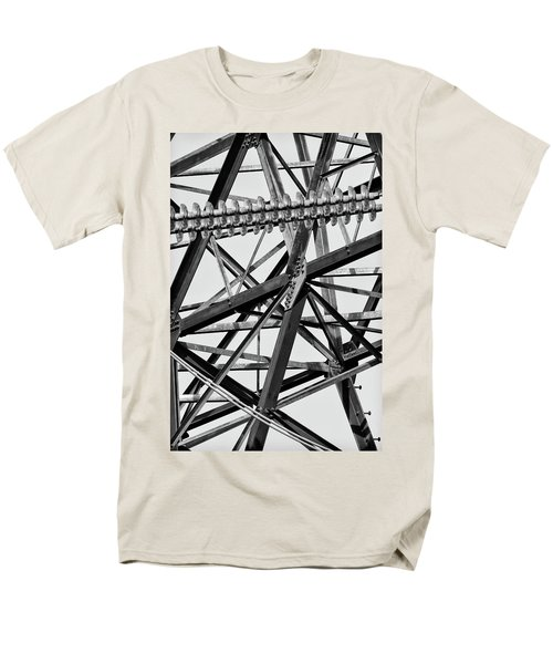 What's Your Angle Men's T-Shirt  (Regular Fit) by Bill Kesler